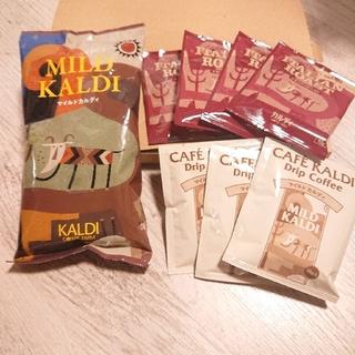 カルディ(KALDI)のKALDI コーヒー詰め合わせ(コーヒー)