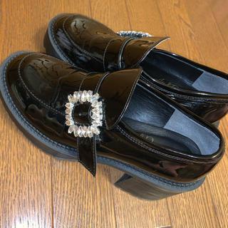 アンクルージュ(Ank Rouge)のAnk Rouge  厚底ローファー(ローファー/革靴)