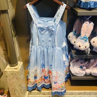 ディズニー(Disney)の上海ディズニー ステラルー ダッフィー シェリーメイ服 ドレス 衣装 コスプレ(キャラクターグッズ)