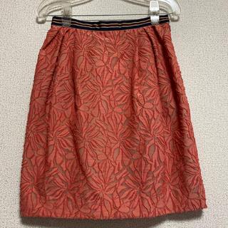 アミウ(AMIW)の【未使用】AMIW レーススカート(ひざ丈スカート)
