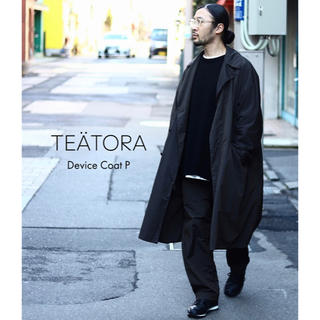 COMOLI - 20SS TEATORA テアトラ Device coat 4 comoli