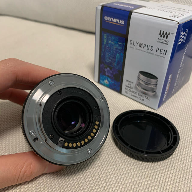 OLYMPUS(オリンパス)のOLYMPUSレンズ M.ZUIKO DIGITAL ED 12mm F2.0✨ スマホ/家電/カメラのカメラ(レンズ(単焦点))の商品写真