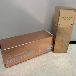 マイケルコース(Michael Kors)のMICHAEL KORS rose radiant gold (香水(女性用))