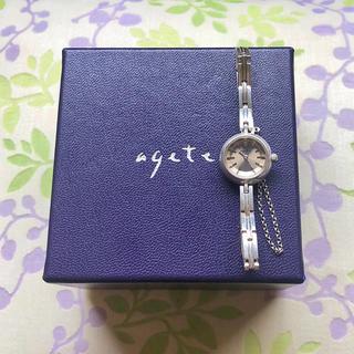 アガット(agete)のユメ 様 😊 agete   ⑧    腕時計・稼動品✨(腕時計)