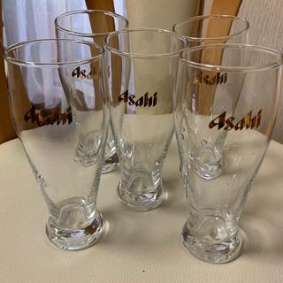 アサヒ(アサヒ)のアサヒスーパードライグラス5個セット(ビール)