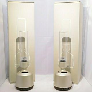 ソニー(SONY)の2本組 ステレオ再生 ほぼ未使用 SONY LSPX-S2 白紙保証書有(スピーカー)