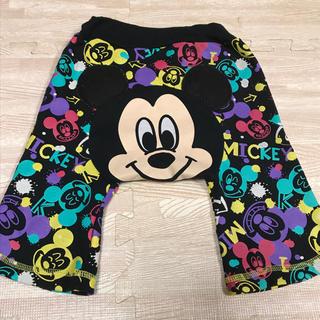 ディズニー(Disney)のディズニー ミッキー ズボン 90(パンツ/スパッツ)