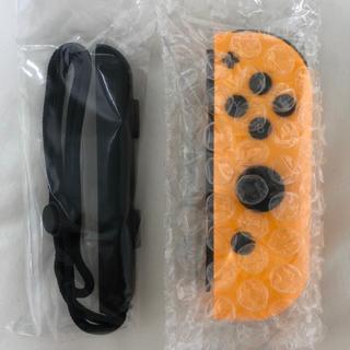 ニンテンドースイッチ(Nintendo Switch)の新品 Joy-Con(R) ネオンオレンジ ジョイコン(家庭用ゲーム機本体)
