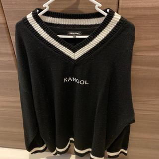 カンゴール(KANGOL)のKANGOL ニットセーター Lサイズ(ニット/セーター)