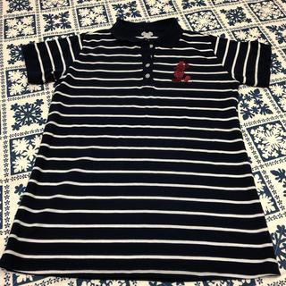 ディズニー(Disney)のDisney 半袖ポロシャツ(カットソー(半袖/袖なし))