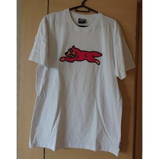 アイスクリーム(ICE CREAM)のIce cream Tシャツ ランニングドッグ パッチワーク(Tシャツ/カットソー(半袖/袖なし))