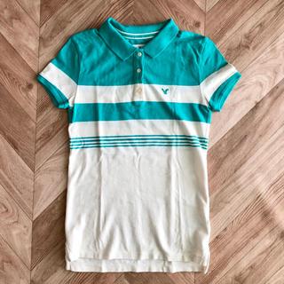 アメリカンイーグル(American Eagle)のアメリカンイーグル ポロシャツ レディース(ポロシャツ)