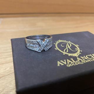 アヴァランチ(AVALANCHE)のAVALANCHE リング(リング(指輪))