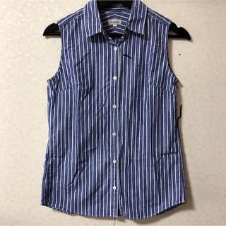 スティーブンアラン(steven alan)のsteven alan ノースリーブシャツ(シャツ/ブラウス(半袖/袖なし))