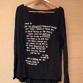 ジェイフェリー(J.FERRY)のTANA  長袖Tシャツ ネイビー(Tシャツ(長袖/七分))
