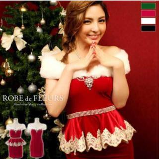 エミリアウィズ(EmiriaWiz)の❤️ROBE de FLEURS❤️ 4wayドレス♡クリスマス(ナイトドレス)