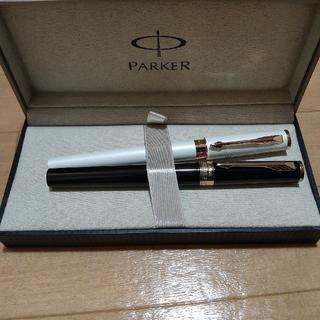パーカー(Parker)のPARKER パーカー 5th インジェニュイティ ブラックGT ホワイトパール(ペン/マーカー)