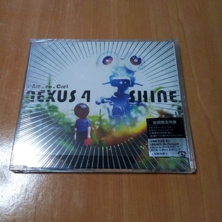 ラルクアンシエル(L'Arc~en~Ciel)の(美品)NEXUS 4 / SHINE(ポップス/ロック(邦楽))