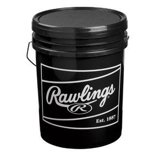 ローリングス(Rawlings)のローリングス ボールバック ブラック ボールケース トスイス(その他)