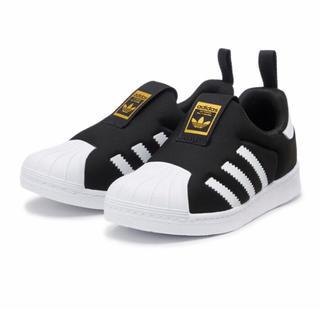 アディダス(adidas)のadidas スーパースター アディダス キッズ 靴 スリッポン(スリッポン)