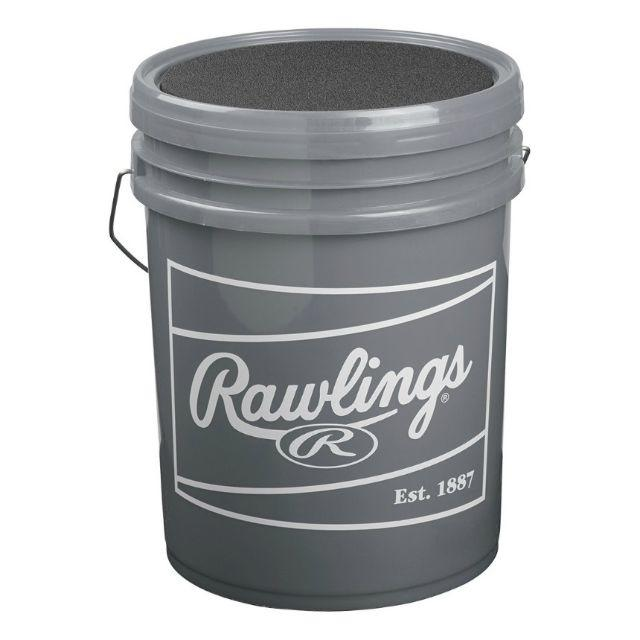 Rawlings(ローリングス)のローリングス ボールバック グレー ボールケース トスイス スポーツ/アウトドアの野球(その他)の商品写真
