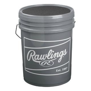 Rawlings - ローリングス ボールバック グレー ボールケース トスイス