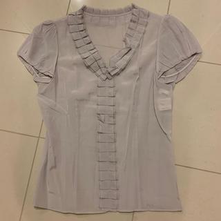 アナイ(ANAYI)のANAYI 半袖ブラウス (Tシャツ(半袖/袖なし))