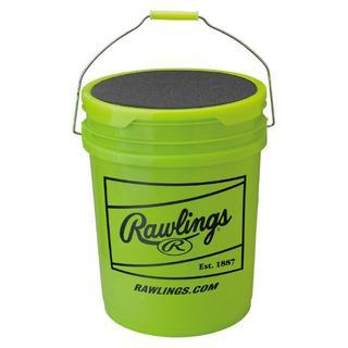 ローリングス(Rawlings)のローリングス ボールバック イエロー ボールケース トスイス(その他)