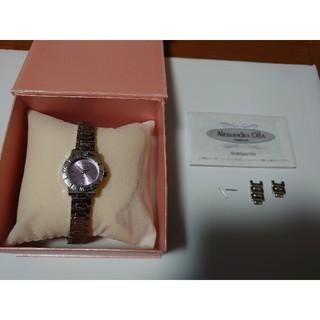 アレッサンドラオーラ(ALESSANdRA OLLA)のアレキサンドラオーラ Allesandra Olla 腕時計(腕時計)