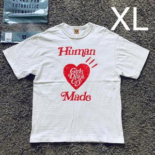 ジーディーシー(GDC)のXL Human Made Girls Don't Cry T-Shirt (Tシャツ/カットソー(半袖/袖なし))
