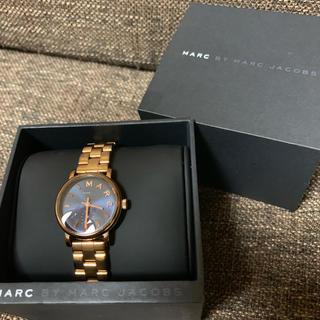 マークバイマークジェイコブス(MARC BY MARC JACOBS)のMARC JACOBS 腕時計(腕時計)