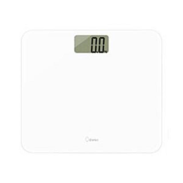 新品、BS-180WT ボディスケール 「グラッセ」体重計 スマホ/家電/カメラの生活家電(体重計)の商品写真
