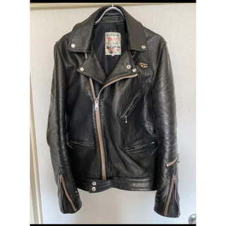 Lewis Leathers - lewis leathers cyclone sheep skin 36