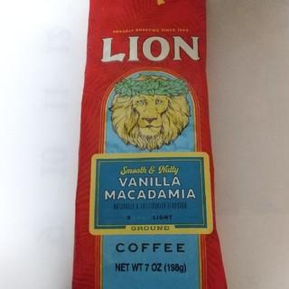 ライオン(LION)のLIONコーヒー バニラマカダミア(コーヒー)
