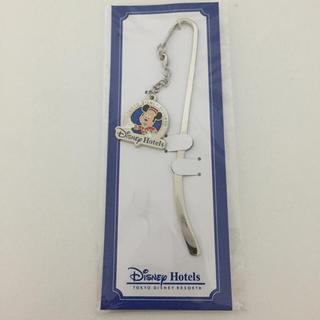 ディズニー(Disney)のディズニーホテル☆ブックマーカー☆非売品(その他)
