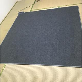 電気カーペット ホットカーペット 2畳(ホットカーペット)