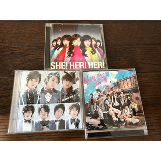 キスマイフットツー(Kis-My-Ft2)のキスマイ CD(アイドルグッズ)