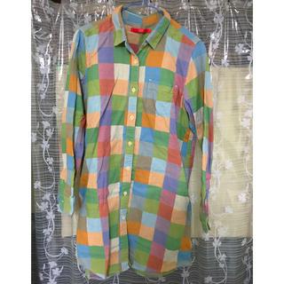 グラニフ(Design Tshirts Store graniph)のグラニフ  タイルシャツ(シャツ/ブラウス(長袖/七分))