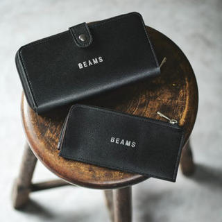 ビームス(BEAMS)の未開封 BEAMS ビームス  長財布 極薄財布 豪華2点セットMONOMAX (長財布)