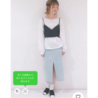 ミスティック(mystic)のミスティック キャミ付きロンT(Tシャツ(長袖/七分))