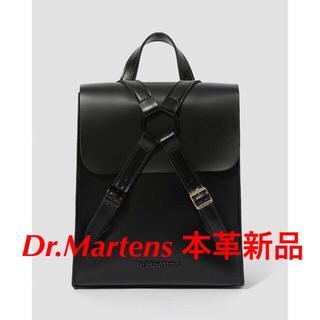 ドクターマーチン(Dr.Martens)のDr.Martens Buckleミニバックパックリュックサック本革新品(バッグパック/リュック)
