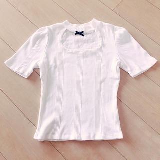 イートミー(EATME)のEAT ME ニット Tシャツ(Tシャツ(半袖/袖なし))