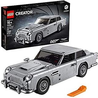レゴ(Lego)のレゴ クリエイター ジェームスボンド アストンマーティン DB5  10262(その他)
