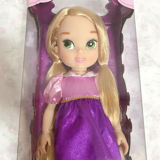 Disney - ラプンツェル トドラードール 人形 ディズニー プリンセス ディズニーストア