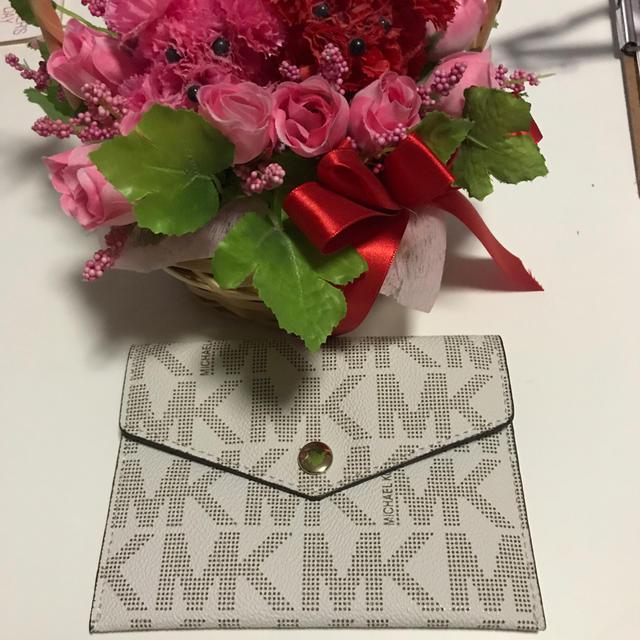 Michael Kors(マイケルコース)のマイケルコース パスケース❤️ レディースのファッション小物(パスケース/IDカードホルダー)の商品写真