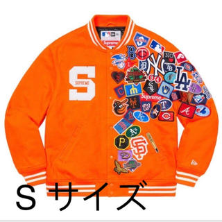 シュプリーム(Supreme)のSupreme New Era MLB Varsity Jacket S (スタジャン)