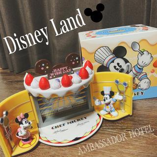 ディズニー(Disney)のdisney⭐︎AMBASSADOR HOTEL シェフミッキー 写真立て(その他)