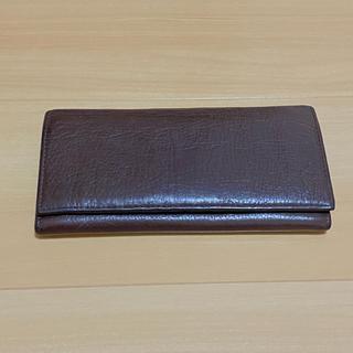 ポロラルフローレン(POLO RALPH LAUREN)のラルフローレン 牛革長財布(長財布)