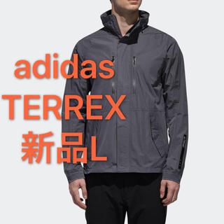 アディダス(adidas)の新品L アディダス adidas カプセルウィンドブレーカー メンズ(登山用品)