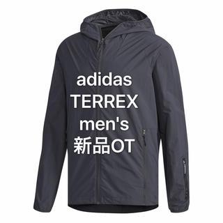 アディダス(adidas)の新品OT adidas アウトドア   (アディダス CAPウインドブレーカー)(登山用品)